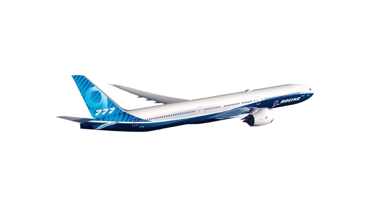 Boeing 777X – der größte Zweistrahler der Welt