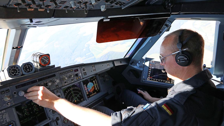 Das DLR erprobt neue leise Anflugverfahren