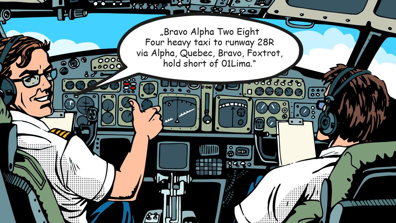 Hauptsache verständlich: Die wichtigen Abkürzungen der Luftfahrt