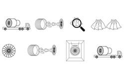 GE90: In acht Schritten durch den Shop