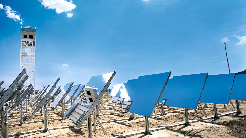 Alternative fuels: Producing kerosene from renewable energy
