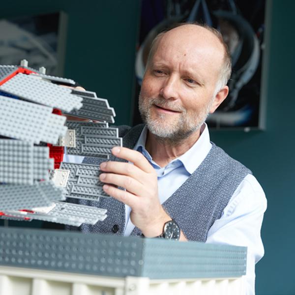 Thomas Staak, Leiter Technische Dokumentation MTU Aero Engines
