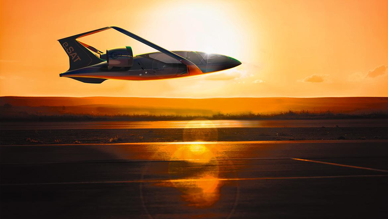 Flugtaxis: Welche unterschiedlichen Konzepte sind im Anflug?
