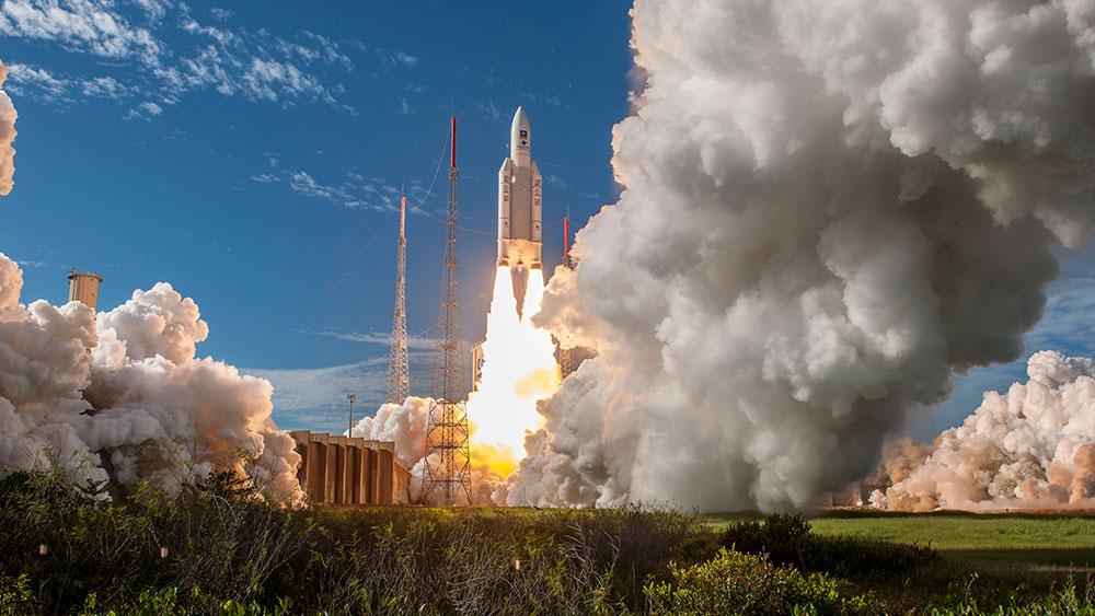 MTU-Bürstendichtungen von nun an im Raumfahrt-Einsatz
