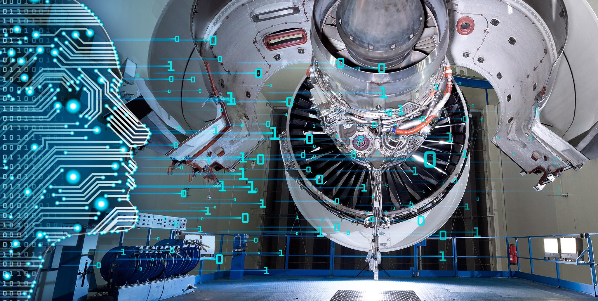 Neues Datenmanagement für Triebwerkstestdaten