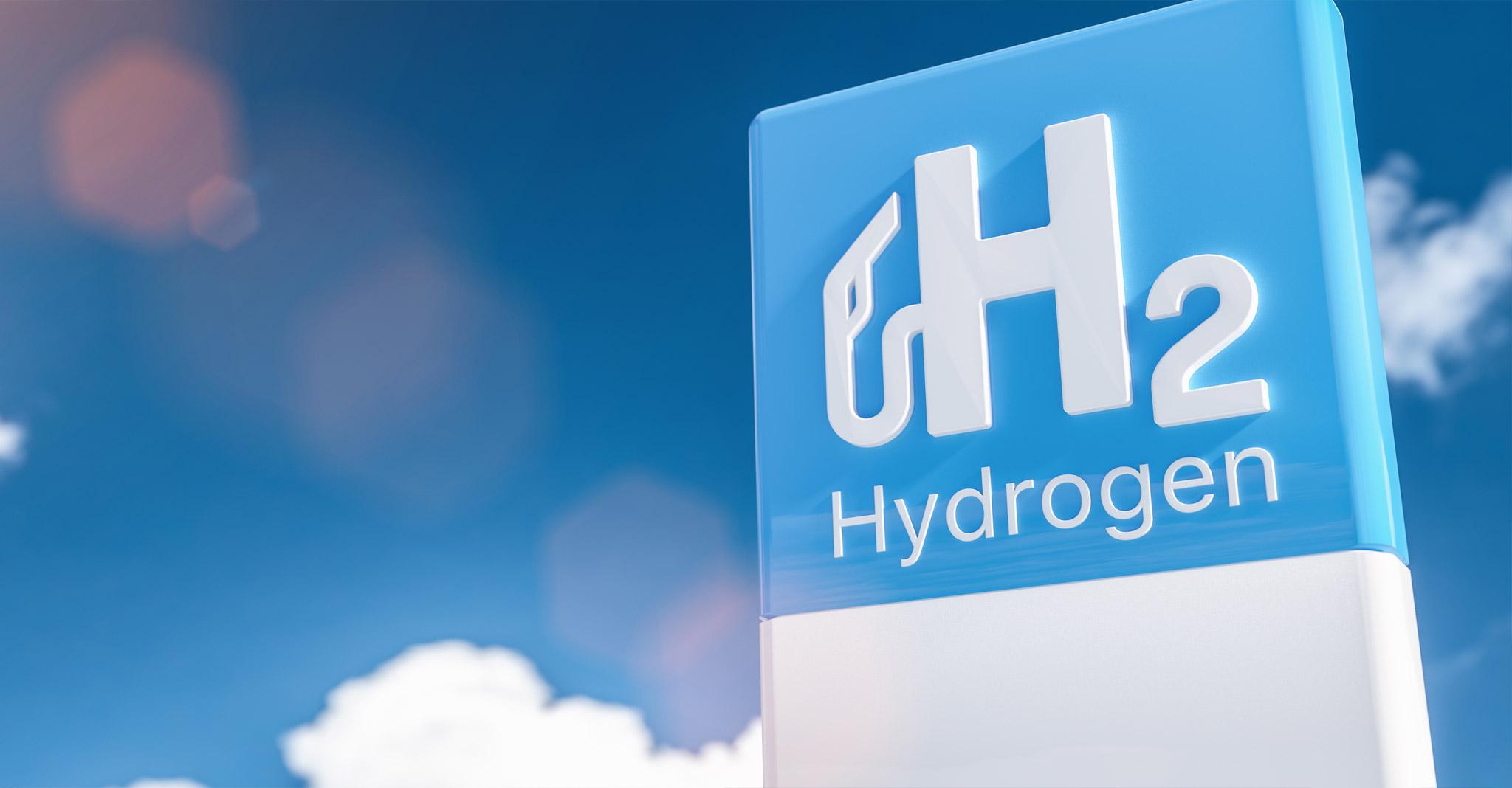 Wie Wasserstoff in den Flugzeugtank kommt