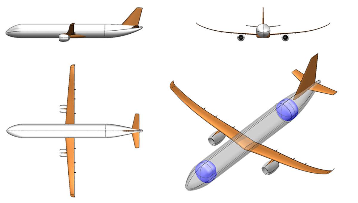 Hyliner (2.0) aircraft